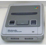 Super Famicom 1-chip konsol