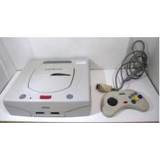 Saturn konsol modell 2, regionsfri