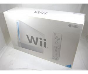 Wii konsol, boxad, japansk