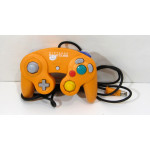 GameCube handkontroll original (med nya knappgummin), orange
