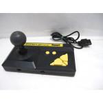 Famicom Stick, Hudson HJ-7, svart