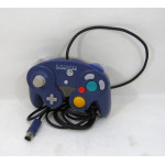 GameCube handkontroll original, lila/transparent