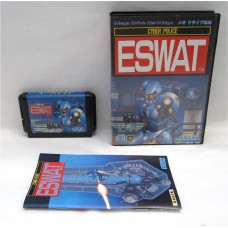 ESWAT: Cyber Police (boxat), MD