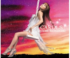 Ayumi Hamasaki - CAROLS (musiksingel CD+DVD)