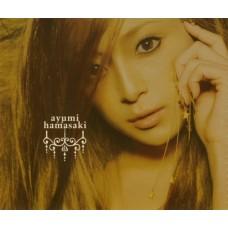Ayumi Hamasaki - Memorial Address (musikalbum CD+DVD)