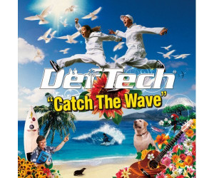 Def Tech - Catch the wave (2CD) (musikalbum)