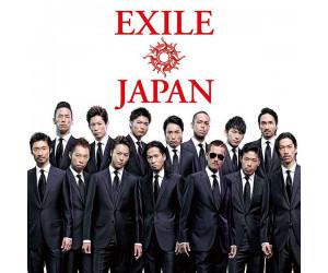 EXILE - Japan (2CD) (musikalbum)