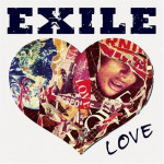 Exile - Love (musikalbum CD+2DVD)
