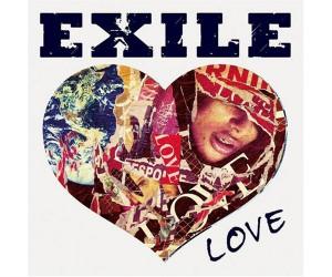 Exile - Love (musikalbum CD+2DVD)