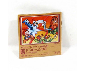 Game Sound Museum - Donkey Kong 3 (spelmusik)