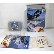 Sonic Wings Assault (boxat), N64