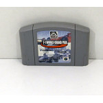 F1 World Grand Prix, N64