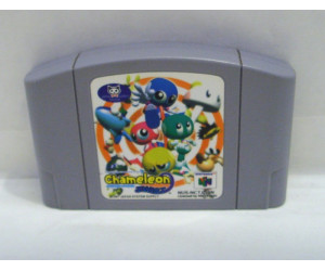 Chameleon Twist, N64