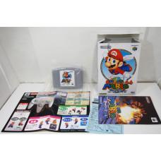 Super Mario 64 (boxat), N64