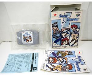 Snow Speeder (boxat), N64