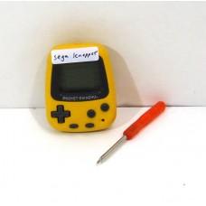 Pocket Pikachu stegräknare + skruvmejsel