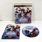 BlazBlue: Continuum Shift, PS3