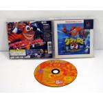 Crash Bandicoot 2 (ps. the best ver.), PS1