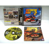Destruction Derby 2, PS1