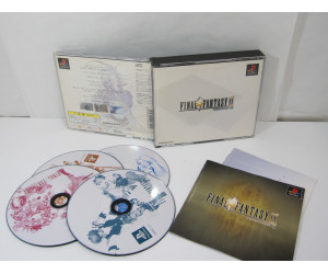 Final Fantasy IX, PS1