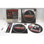 Shutokou Battle: Drift King, PS1