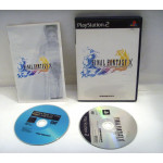 Final Fantasy X, PS2 + DVD
