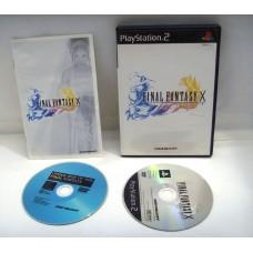 Final Fantasy X, PS2 + DVD