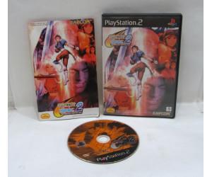 Capcom vs SNK 2, PS2