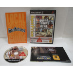 Grand Theft Auto: San Andreas, PS2