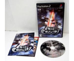 Musou Orochi, PS2
