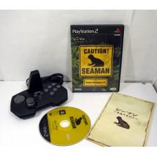 Seaman med handkontroll, PS2