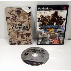 SOCOM II: U.S. Navy SEALs, PS2
