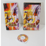 Dragon Ball Z: Shin Budokai, PSP