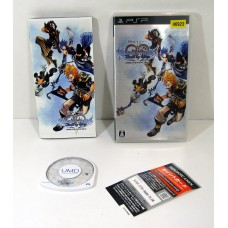 Kingdom Hearts: Birth By Sleep, PSP