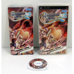 Phantasy Star Portable, PSP