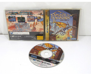 Panzer Dragoon, Saturn