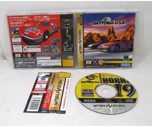 Daytona USA Circuit Edition (ingen spine), Saturn