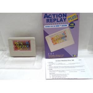 Action Replay 4M till Sega Saturn