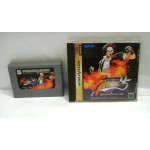 King of Fighters '95 inkl. kassett, Saturn