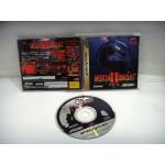 Mortal Kombat II, Saturn