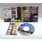 Sega Rally Championship 1995 (saknar spine), Saturn