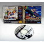 Virtua Fighter 2, Saturn