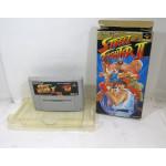 Street Fighter II (boxat), SFC