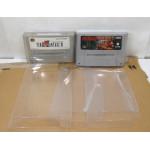 Skyddsboxar SFC/SNES kassetter, 5 st