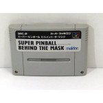 Super Pinball - Behind the Mask, SFC