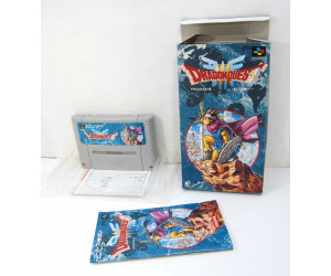 Dragon Quest III (boxat), SFC