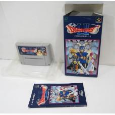 Dragon Quest I-II (boxat), SFC