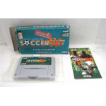 Super Formation Soccer '96: extra package (boxat), SFC