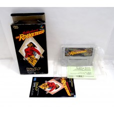 Adventures of the Rocketeer (boxat), SFC