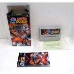 Kidou Butoden G-Gundam (boxat), SFC